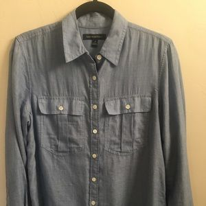 Banana Republic Dillon Classic-Fit Utility Shirt